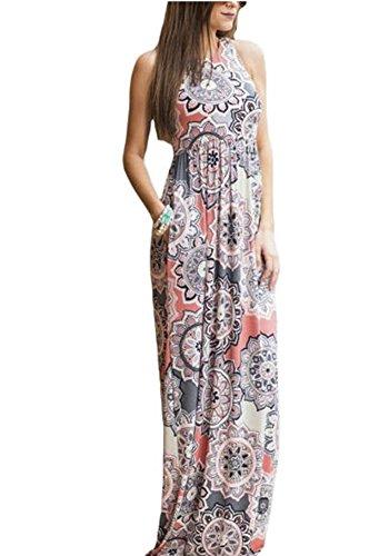 Zebra Print Formal Dress - 9