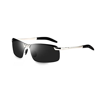 HAIYING Gafas De Sol Polarizadas Para Hombre Gafas De Sol Para La Conducción De Esquí Golf
