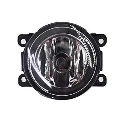 labwork Front Fog Lights Lamp Assembly for Ford, Replacement 4F9Z-15200-AA, 4F9Z15200AACP, FO2592217: Automotive [5Bkhe1500910]