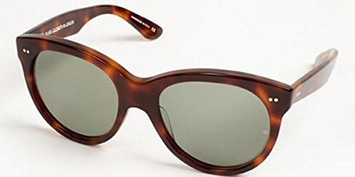 e4c0fdfb88 Oliver Goldsmith Sunglasses Manhattan 2   DARK TORTOISESHELL  Amazon.co.uk   Clothing