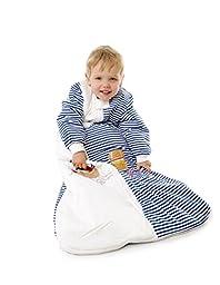 SlumberSafe Winter Baby Sleeping Bag Long Sleeves 3.5 Tog Pirate 18-36 months