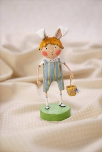 Lori Mitchell Brewster Williams Figurine 11002