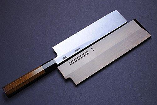 Best price for Yoshihiro Blue Carbon Steel Hongasumi Edo Usuba Japanese Vegetable Knife 7.7 Hand Lacquered Fukui Urushi