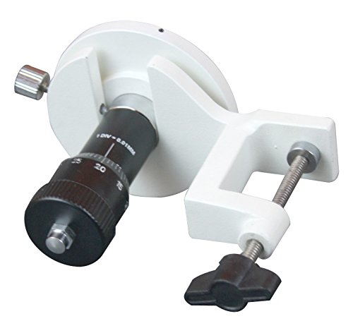 Radical Hand & Table Plant & Histology Microtome w Planoconcave Knife Clamp, Table Clamp for Microscope Slide Sections