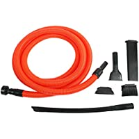 Cen-Tec Systems 93543 Shop Vacuum Garage Kit, 20', Black