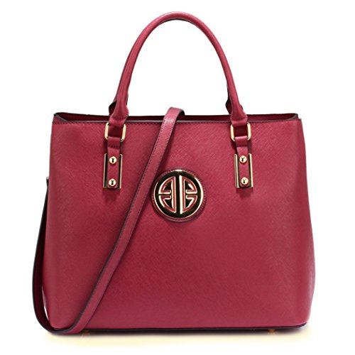 Bag Office 00349 Holiday Shoulder Size For Clearance Large Women Handbags Burgundy Body For Cross LeahWard Tote Bags School Handbag Sale xT4wASq0O