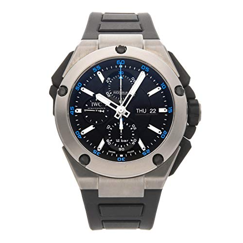 - IWC Ingenieur Mechanical (Automatic) Black Dial Mens Watch IW3865-03 (Certified Pre-Owned)
