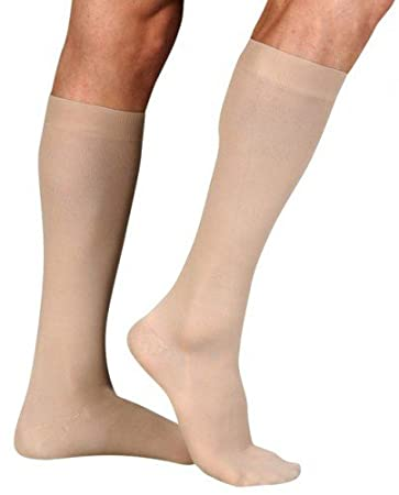 c77e00f2e156e9 Image Unavailable. Image not available for. Color: Juzo Soft 15-20 mmHg Closed  Toe Knee High ...