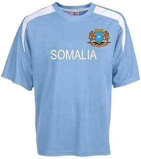 Somalia National Team Jersey Color Blue Size L
