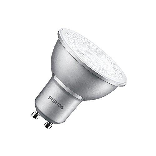 Bombilla LED GU10 CorePro MAS spotMV 4.3W 60° Blanco Neutro 4000K efectoLED: Amazon.es: Iluminación