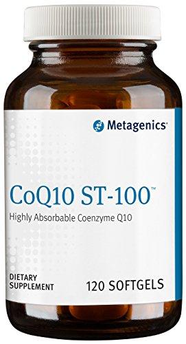 Metagenics CoQ10 ST 100 Softgel Count