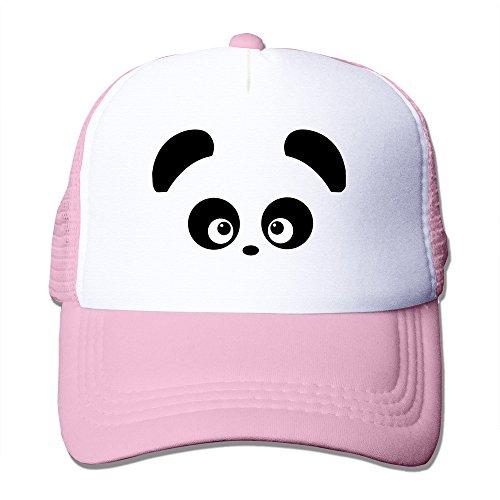 WZN Love Panda Baseball Caps With Pink ()