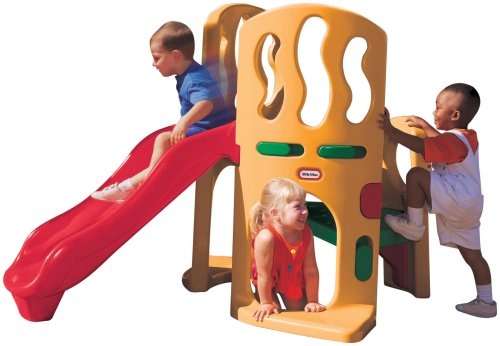 Little Tikes Hide & Slide Climber - Sunshine.