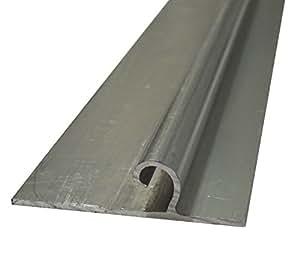 Andreas Ponto Perfil de varilla, spr16W, aluminio, 350x 6.6x 1.8cm, 425095580413