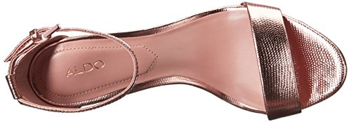 Aldo US Sandal Metallic Women Dress 8 5 B Miscellaneous Cardross C7FFArwq