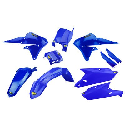 Cycra 14-18 Yamaha YZ250F Powerflow Plastic Kit (Blue)