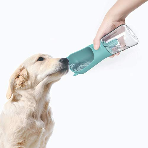 Little Devil Filter Cup Pet Kettle Fashion Leak-Proof Travel Cup Outdoor Portable Travel Bottle Pet Travel, Outdoor Walking, Hiking, Camping