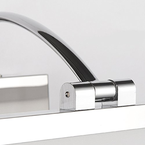 Mirror light XUERUI LED Lamp, 9W-16W Warm White Bathroom Lights, EMC Driver, 40-70CM X 7CM X 4.5cm, Energy Savin (Color : Warm white, Size : 40CM) by Mirror light (Image #3)