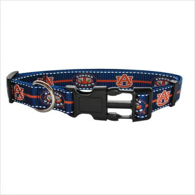 Auburn University Dog Collar Size: Large