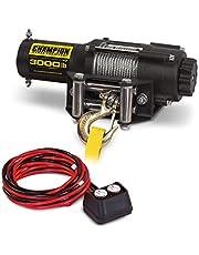 Champion Power Equipment 13004 Power Winch Kit - 3000 lb. Capacity