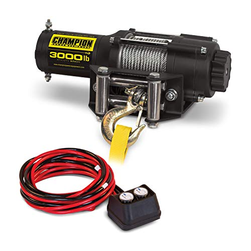 Champion 3000-lb. ATV/UTV Winch Kit ()