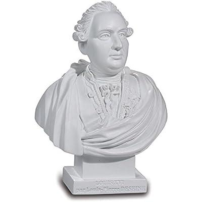 Katerina Prestige Buste de Louis XVI - 12,7 cm