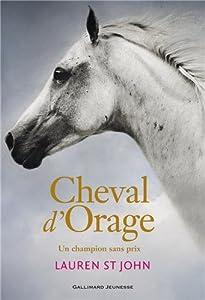 """Afficher """"Cheval d'orage n° 1 Un champion sans prix"""""""