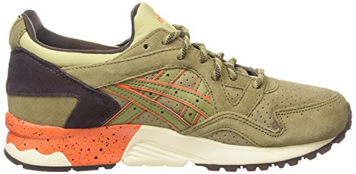 Gel Light Olive Baskets Basses Light Asics V Olive Vert Adulte 8585 Mixte Lyte O8dqaaBx