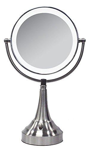 Zadro Dual Led Lighted Vanity Mirror - 3