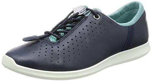 ECCO Ecco Sense - Zapatillas Mujer Blau (50557MARINE/AQUATIC/RETRO BLUE-MARINE)