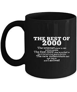 2000 18th Birthday Mug Gift For 18 Year Old Boys Girls