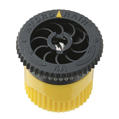 - Hydro-Rain HRN 200 Adjustable Arc Spray Nozzle with Filter Screen, 4'
