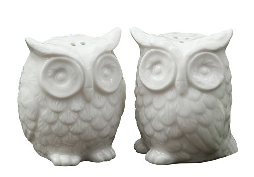 owl salt and pepper - 1