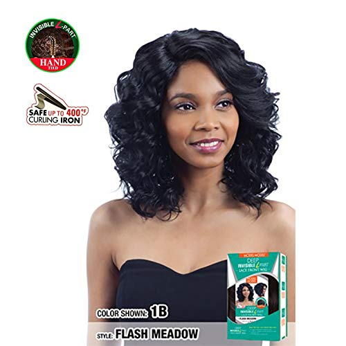 MODEL MODEL LACE FRONT DEEP INVISIBLE L-PART HAND TIED - FLASH MEADOW (530)