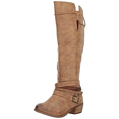 Not Rated Women's Jurupa Riding Boot | Knee-High