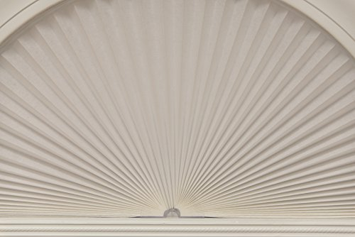 """Original Arch Light Filtering Fabric Shade, White, 72"""" x 36"""" by Redi Shade (Image #7)'"""