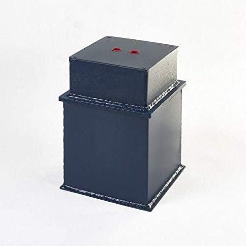Stone Caja fuerte para instalar oculta en el suelo, 25 x 25 x 34,5 ...