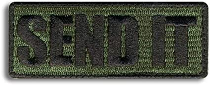 Bastion Tactical Combat Military Embroidered product image