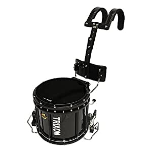 trixon field series pro marching snare 14 x 12 black musical instruments. Black Bedroom Furniture Sets. Home Design Ideas