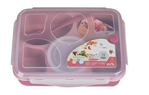 5 Compartment Bento Box - 2