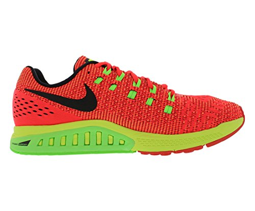 NIKE Womens Air Zoom Structure 19 Running Shoes Bright Crimson/Black/Volt/Volt Green classic cheap online 5Hqx7