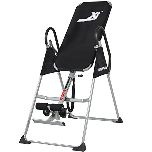 Inversion Table Pro Deluxe Fitness Chiropractic Table Exercise Back Reflexology by BCP