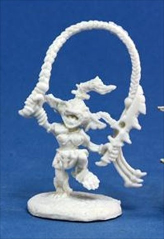 Reaper Miniatures 89004 Bones - Path Finder Goblin Warchanter Miniature