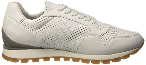 Bikkembergs Uomo Sneaker ER Fend Bianco rqnW1Crwx