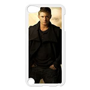 iPod Touch 5 Case White Supernatural Protective DIY Phone Case Cover XPDSUNTR33392