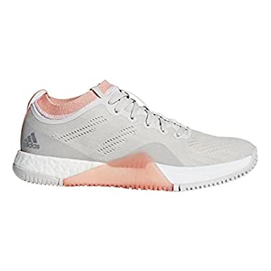 adidas Women's Crazytrain Elite, Chalk Pearl, 7.5 B