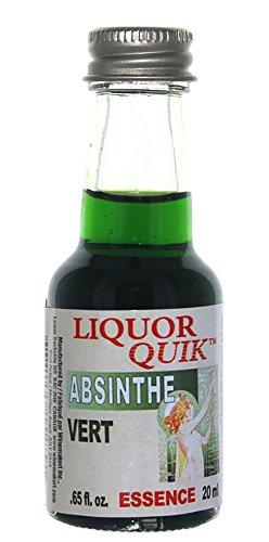 Liquor Quik B01FG6YVW0 Natural Liquor Essence 20 ml (Absinthe), (Absinthe Essence)
