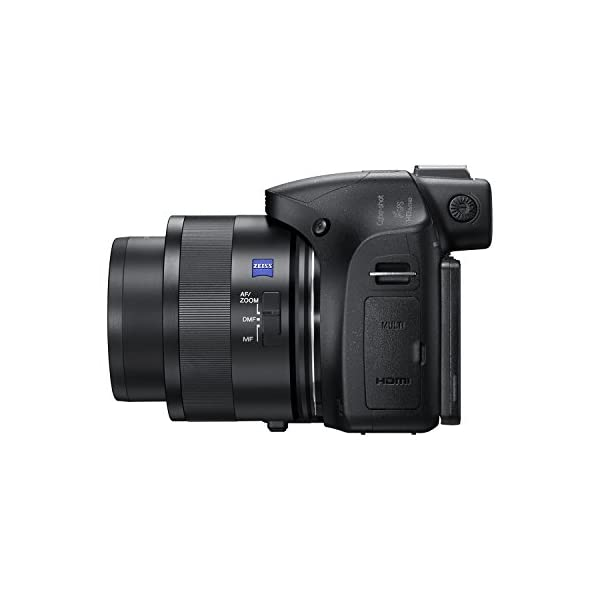 RetinaPix Sony Cybershot DSC-HX400V 20.4MP Digital Camera (Black) with Free Bag