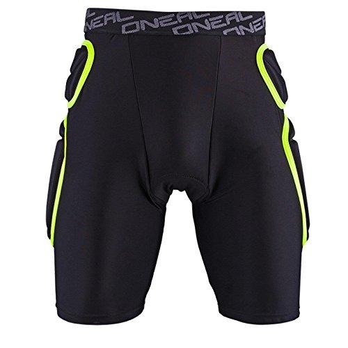 O'neal Trail Short MX MTB Short Protektorenhose kurz grün/schwarz 2015: Größe: L (52/54)