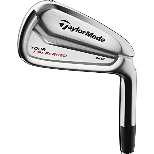 TaylorMade Tour Preferred MC Individual Iron with Steel Shaft( LIE: ) - Tour Preferred Individual Iron